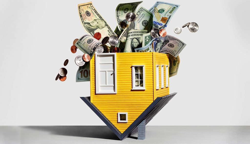 advantages of reverse mortgages